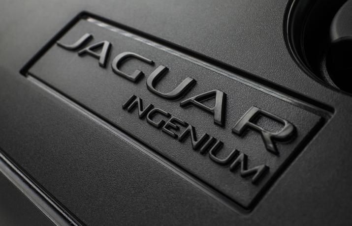 Jaguar Ingenium Engines