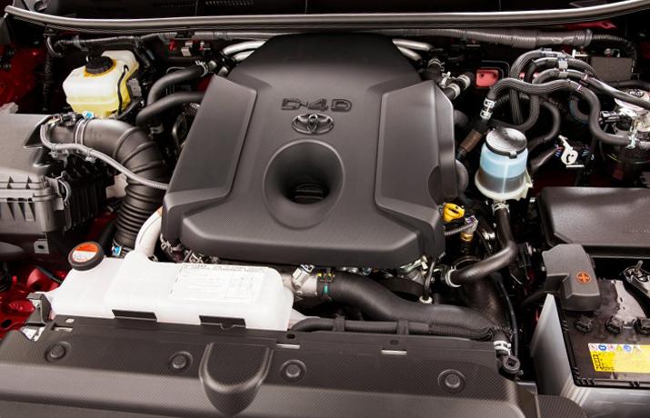 Toyota Land Cruiser Prado 2.8L GXL 2016