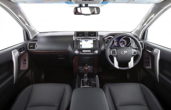 2016 Toyota Land Cruiser Prado 2 8l Gxl